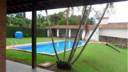 Chácara À Venda, 2099 M² Por R$ 750.000,00 - Bananal - Campinas/sp - Ch0088