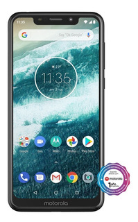 Celular Motorola Moto One 4gb 64gb Desbloqueado Usb C Notch