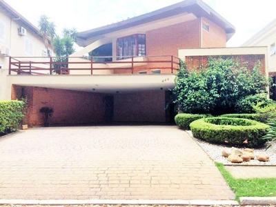 Casa Residencial Para Venda E Locação, Alphaville Residencial 1, Barueri. - Ca0202