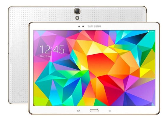 Tablet Samsung Galaxy Tab S T805m 4g 10.5 Prata Vitrine 2