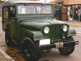 Jeep Ika 4x4 Original