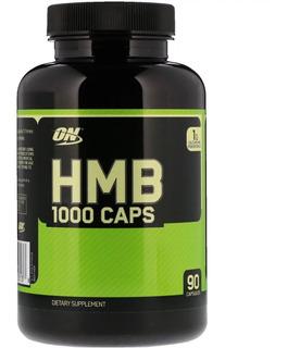 Hmb Optimum Nutrition 90 Cápsulas