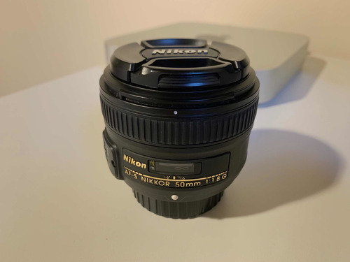 Lente Nikon 50mm F/1.8g Af-s