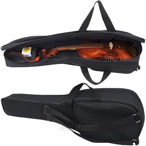 Capa Violino Tarttan Extra Luxo 4/4