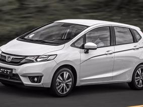 (4) Sucata Honda Fit 2015 A 2018 Retirada De Peças