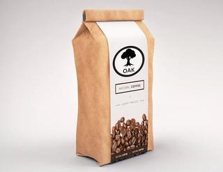 Café Gourmet Espresso - 100% Arábica 1kg Notas De Chocolate