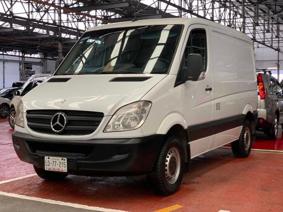 Mercedes Benz Sprinter Panel Std 6 Vel Turbo Diesel 2012