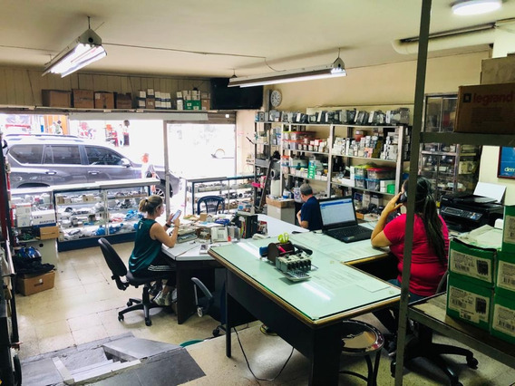 Venta De Local Sector Calle Colombia