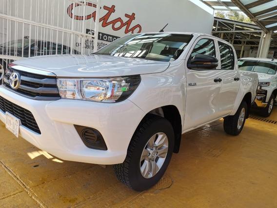 2018 Toyota Hilux Doble Cabina Sr