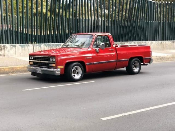Chevrolet Cheyenne 1989
