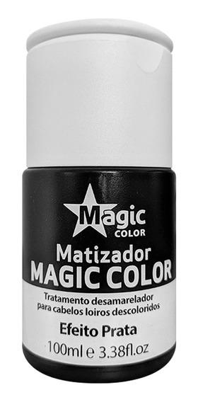 Magic Color Matizador Tradicional Efeito Prata 100ml