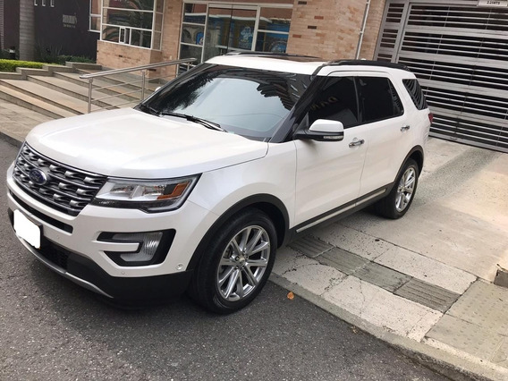 Ford Explorer 2016 Limited Full