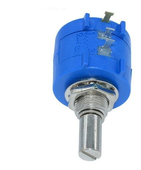 Potenciômetro Multivoltas 3590s 5k 10 Voltas