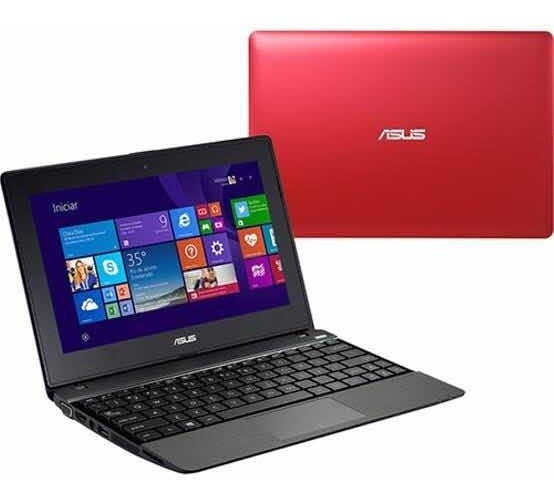 Netbook Asus 10.1 Touch