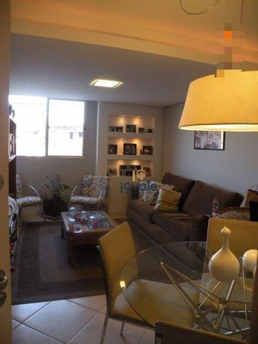 Apartamento Residencial À Venda, Jardim América, São José Dos Campos. - Ap0883