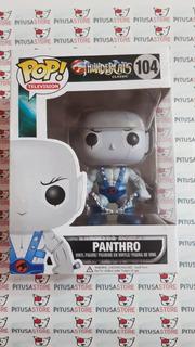 Funko Pop! Panthro #104 Thundercats Vaulted Envio Gratis!