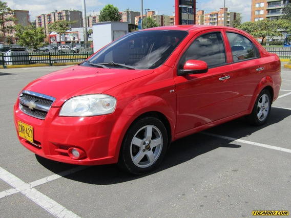 Chevrolet Aveo Emotion 1.6 Aa