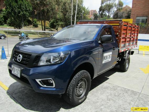 Nissan Frontier 4x2 Estacas Gasolina