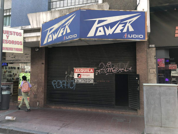 Alquiler Local Comercial 60m2 Calle Rioja