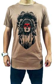 Camisetas Longline Em Atacado - Kit 8 Peças