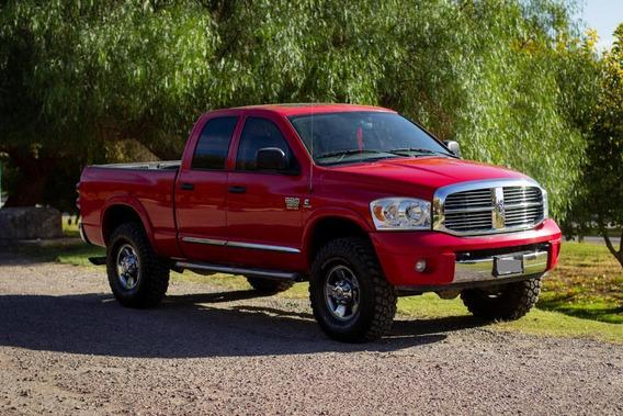 Ram 2500 Laramie 4x4td Heavy