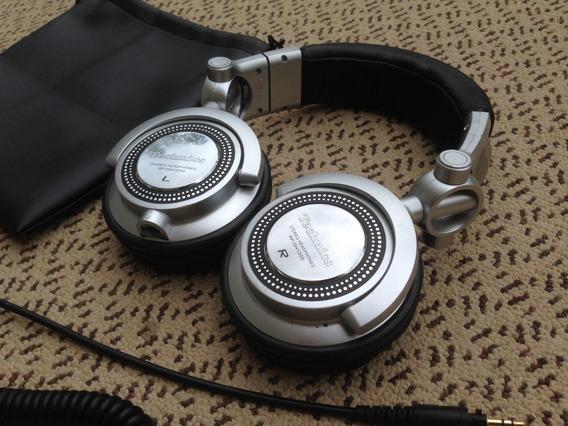 Fone De Ouvido Rp-dh 1200 Technics - Vendo Otimo Estado!!!