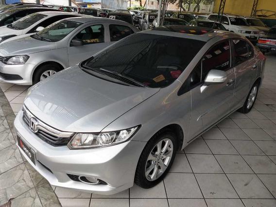 Honda Civic Exr 2.0 Aut. Com Teto