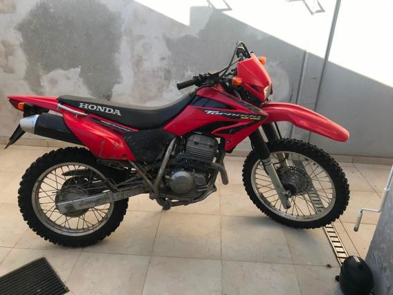 Honda Tornado Xr250,