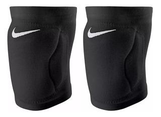 Joelheira Profissional Volei Voley Nike Streak Adulto Preta