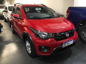 Fiat Mobi 1.0 Way 2017