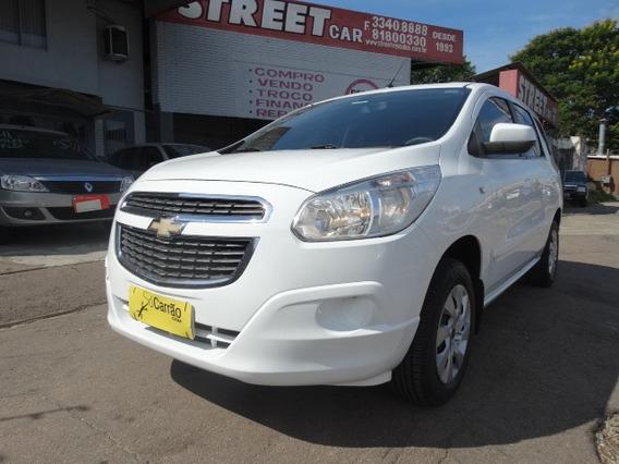 Chevrolet Spin 2014 Completa Financiamos Sem Entrada