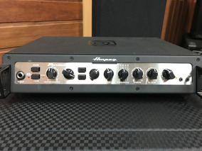 Cabeçote Bass 500w - Contrabaixo Ampeg Pf500 - Perfeito!