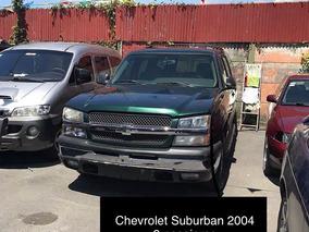 Chevrolet Suburban 2004 Ganga