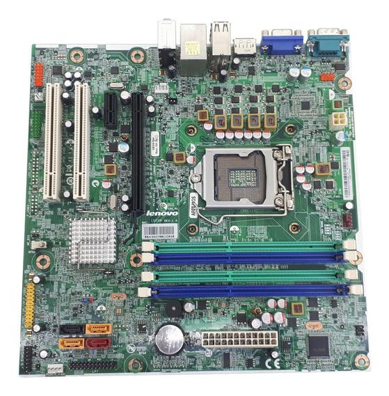 Placa Mãe Lenovo Thinkcentre M81 Is6xm Ddr3 Lga 1155 03t8181