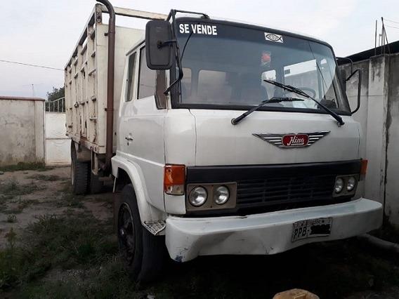 Se Vende Hino Fd Modelo 1985 Con Volteo De Cajon Sto. Dom.