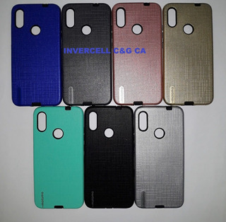 Forro Antigolpe Redmi Note 7 Motomo