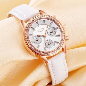 Relógio Feminino De Luxo 2018 Pulseira