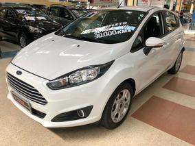 Ford Fiesta 1.6 16v Sel Flex Powershift 5p Baixa Km
