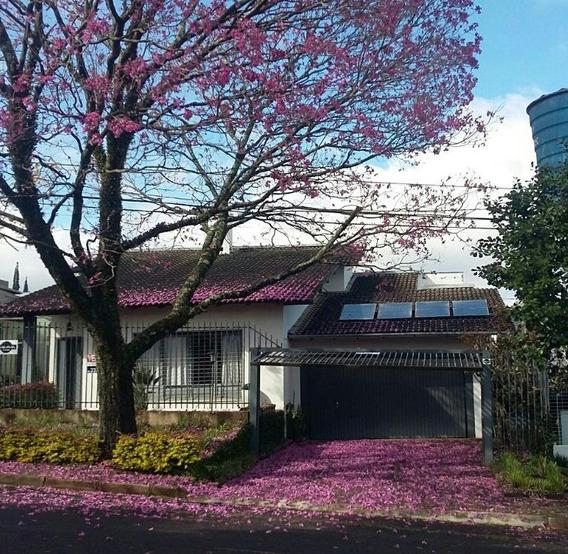 Casa De Alto Padrã¿o Com Piscina No Jardim Itãlia - 121877