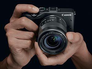 Camera Canon Mirrorles Eos M3
