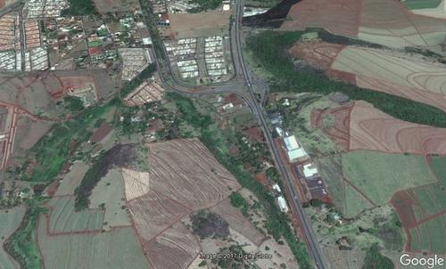Area Para Venda Com 55.000 M2 Em Frente A Anhanguera Km 303 Na Saída De Ribeirão Preto Em Frente Ao Posto Bandeirantes - Ar00003 - 4573118