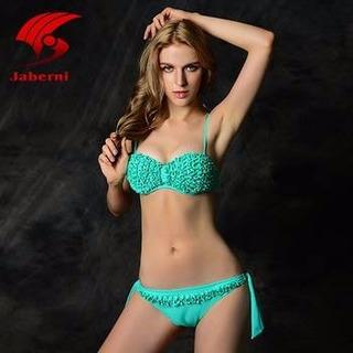 Hermoso Bikinis Importado Desde Asia.talla Xl Calipso