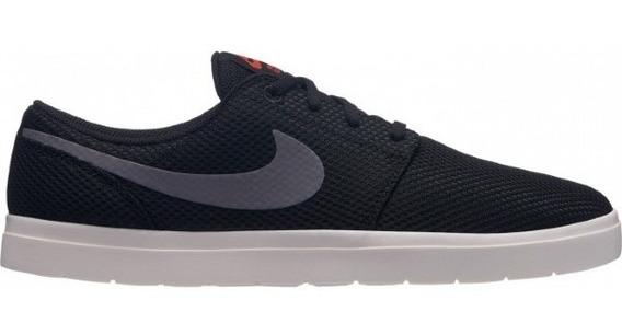 Tênis Nike Sb Portmore 2 Ultralight Preto 880271-006