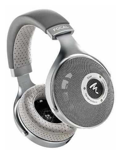 Focal Clear Open-back Over-ear Headphones