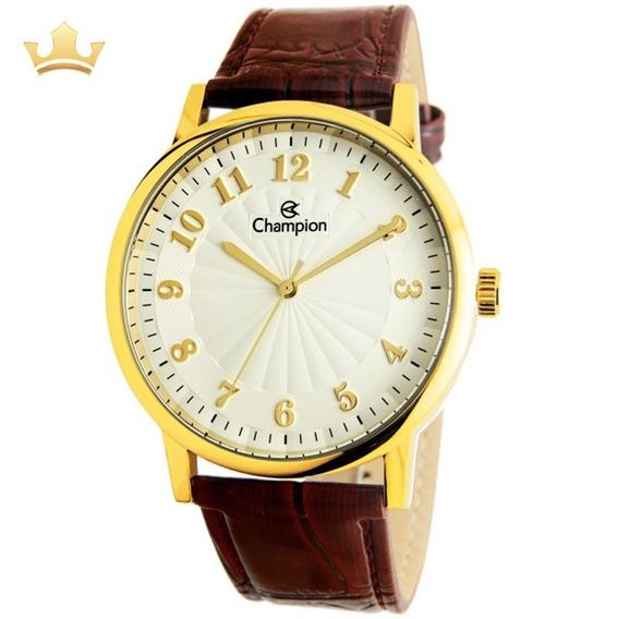 Relógio Champion Masculino Cn20560s Com Nf