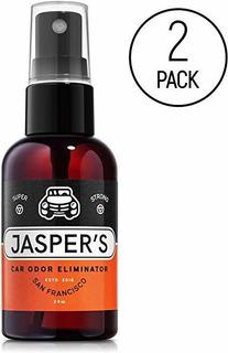 Jasper Car Odor Eliminator 2 Oz Botella (pack De 2)