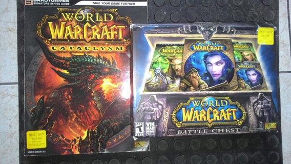 World Of Warcraft Mais Livro Guia Cataclysm