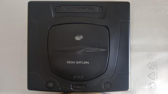 Sega Saturn + Jogos