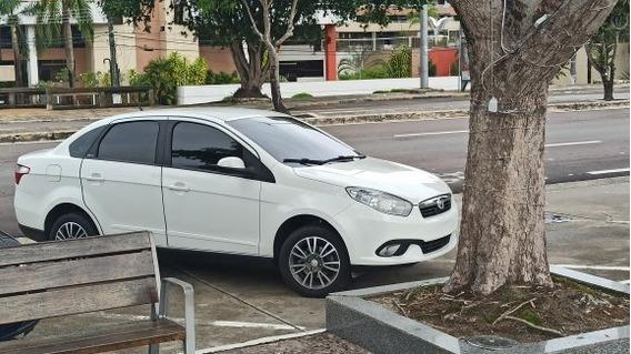 Fiat Grand Siena 1.4 Tetrafuel 4p Tetra-combustible 2016