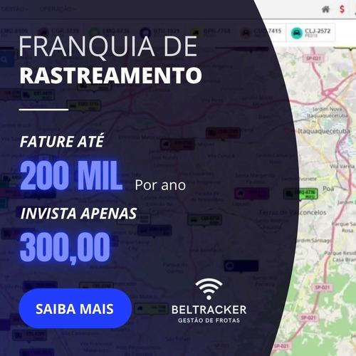 Imagem 1 de 1 de Franquia De Rastreamento Veicular Beltracker